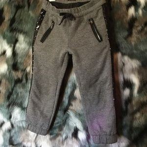 Hudson Winter Sweater Pants with Sequin
